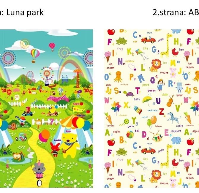 Luna park i ABCeda